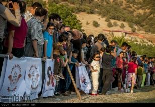 Kurdistan, Iran - Marivan - Paragliding festival June 2015 - 18