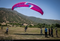 Kurdistan, Iran - Marivan - Paragliding festival June 2015 - 3