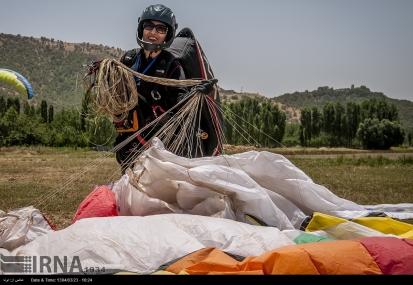 Kurdistan, Iran - Marivan - Paragliding festival June 2015 - 5