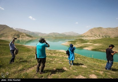 Lar National Park in Tehran and Mazandaran Provinces, Iran 9