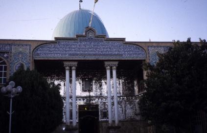 Pighambariyeh - Burial place of four Jewish prophets: Salam, Solum, al-Qiya, and Sohuli