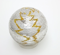 Mirror Ball, 1974 (Photo Filipe Braga - Fundação de Serralves–Museu de Arte Contemporânea, Porto, Portugal)