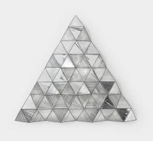 Third Family--Triangle, 2011 (Photo Filipe Braga - Fundação de Serralves–Museu de Arte Contemporânea, Porto, Portugal)