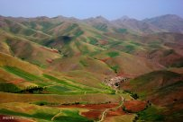 Spring nature in Iran East Azerbaijan Provice 1
