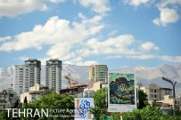 Tehran, Iran - Billboards swap - Tehran is an art gallery 2015 - 60