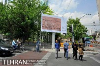 Tehran, Iran - Billboards swap - Tehran is an art gallery 2015 - 71