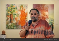 Tehran, Iran - Laleh Gallery - In memory of Hannibal Alkhas by his students 14