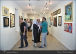 Tehran, Iran - Laleh Gallery - In memory of Hannibal Alkhas by his students 5
