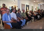 Tehran, Iran - Laleh Gallery - In memory of Hannibal Alkhas by his students 7