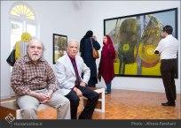 Tehran, Iran - Shahrivar Gallery - Abolghassem Saidi 1st Iran solo exhibition - 11