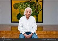 Tehran, Iran - Shahrivar Gallery - Abolghassem Saidi 1st Iran solo exhibition - 2
