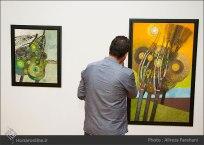 Tehran, Iran - Shahrivar Gallery - Abolghassem Saidi 1st Iran solo exhibition - 20