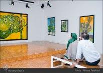 Tehran, Iran - Shahrivar Gallery - Abolghassem Saidi 1st Iran solo exhibition - 7