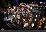 Tehran, Iran - Tehran Symphony Orchestra - Rehearsal 3