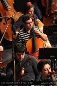 Tehran, Iran - Tehran Symphony Orchestra - Rehearsal 7