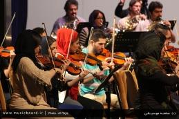 Tehran, Iran - Tehran Symphony Orchestra - Rehearsal 8