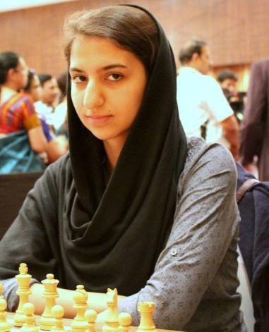 Sara Khadem - Iran Woman Chess Grandmaster 1