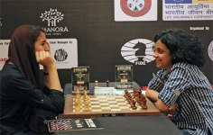 Sara Khadem - Iran Woman Chess Grandmaster 3