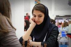Sara Khadem - Iran Woman Chess Grandmaster 5