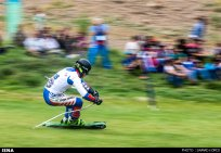 2015, August - FIS Grass Ski World Cup in Dizin, Iran - 18