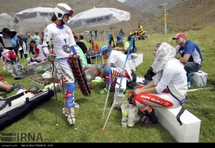 2015, August - FIS Grass Ski World Cup in Dizin, Iran - 27