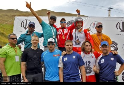 2015, August - FIS Grass Ski World Cup in Dizin, Iran - 29