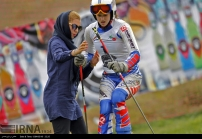 2015, August - FIS Grass Ski World Cup in Dizin, Iran - 34