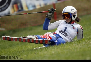 2015, August - FIS Grass Ski World Cup in Dizin, Iran - 35