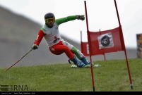 2015, August - FIS Grass Ski World Cup in Dizin, Iran - 36