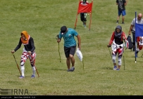 2015, August - FIS Grass Ski World Cup in Dizin, Iran - 39