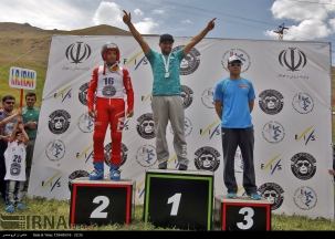 2015, August - FIS Grass Ski World Cup in Dizin, Iran - 42