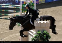 3rd Naqsh-e-Jahan Cup - Show jumping competition in Isfahan, Iran - 1