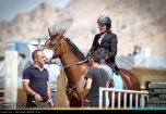 3rd Naqsh-e-Jahan Cup - Show jumping competition in Isfahan, Iran - 15
