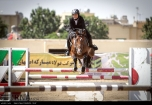3rd Naqsh-e-Jahan Cup - Show jumping competition in Isfahan, Iran - 16