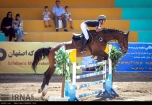 3rd Naqsh-e-Jahan Cup - Show jumping competition in Isfahan, Iran - 17