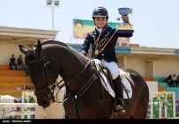 3rd Naqsh-e-Jahan Cup - Show jumping competition in Isfahan, Iran - 2