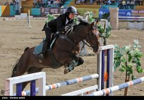 3rd Naqsh-e-Jahan Cup - Show jumping competition in Isfahan, Iran - 5