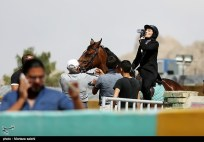 3rd Naqsh-e-Jahan Cup - Show jumping competition in Isfahan, Iran - 6