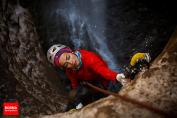 Abdollah Khani, Zohreh - Iranian ice climber - First Iranian female to win an international ice climbing medal 21