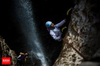 Abdollah Khani, Zohreh - Iranian ice climber - First Iranian female to win an international ice climbing medal 8