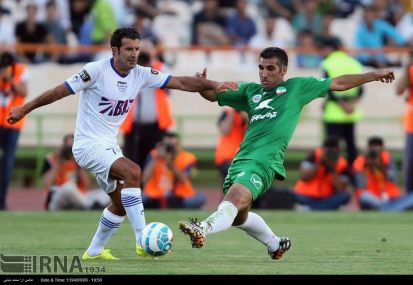 Charity game in Iran with Football World Stars - Match 10