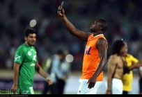 Charity game in Iran with Football World Stars - Match 13