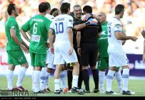 Charity game in Iran with Football World Stars - Match 5