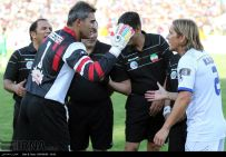 Charity game in Iran with Football World Stars - Match 7