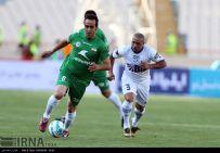 Charity game in Iran with Football World Stars - Match Ali Karimi Roberto Carlos
