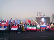 Silver medalists at IOAA 2015 held in Semarang, Indonesia