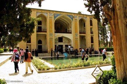 Isfahan, Iran - Kashan, Fin Garden 100