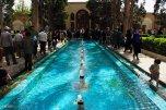 Isfahan, Iran - Kashan, Fin Garden 109