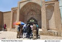 Isfahan, Iran - Nushabad, underground city 15