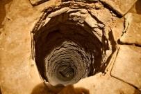 Isfahan, Iran - Nushabad, underground city 2
